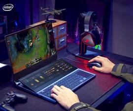 Lộ diện mẫu laptop gaming 'khủng' sử dụng chip Intel thế hệ 10