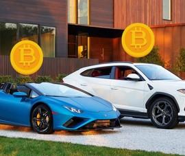 Đại lý xe Lamborghini bất ngờ cho nhận thanh toán bằng tiền ảo