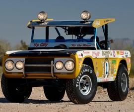 Chiếc Ford Bronco cũ được bán với giá 1,87 triệu USD