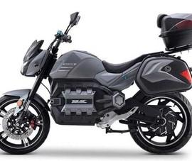 Ra mắt mô tô điện E-Odin nhỏ gọn dành cho đô thị