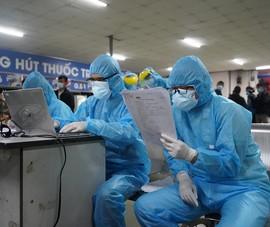 TP.HCM lấy mẫu ngẫu nhiên xét nghiệm COVID-19 tại bến xe