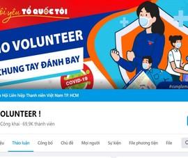 Điều kiện đăng ký làm tình nguyện viên tham gia phòng chống dịch ở TP.HCM