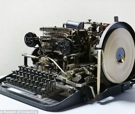 Bất ngờ tìm thấy máy gửi tin nhắn tuyệt mật của Hitler