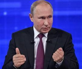 Ông Putin lên tiếng về kết quả điều tra vụ bắn rơi MH17