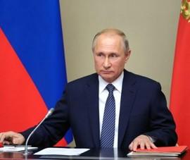 Ông Putin: 5 chuyên gia hy sinh khi phát triển vũ khí vô song