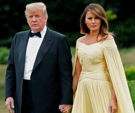 Tổng thống Trump chúc tết Canh Tý 2020