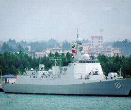 Mỹ tố tàu Trung Quốc chiếu laser vào máy bay P-8A Poseidon