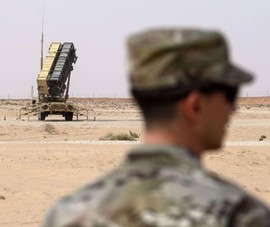 Liên quân Mỹ triển khai tên lửa Patriot tại mỏ khí đốt ở Syria