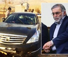 Tiết lộ bất ngờ cách nhóm sát thủ ám sát nhà khoa học Iran