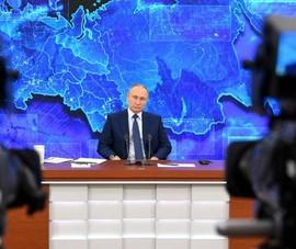 Ông Putin: Nếu Nga thực sự đầu độc ông Navalny, ông ấy đã chết