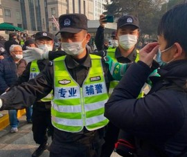Trung Quốc bỏ tù nhà báo đưa tin về COVID-19 ở Vũ Hán
