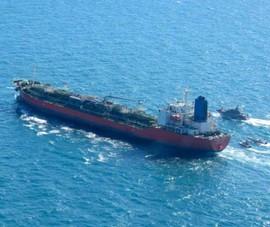 Iran bắt tàu chở dầu Hàn Quốc có thuyền viên Việt