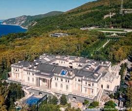 Nga tiết lộ chủ nhân thật sự của 'cung điện Putin' 1,3 tỉ USD