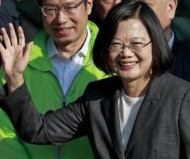 Trung Quốc cảnh báo Đài Loan: 'Độc lập nghĩa là chiến tranh'