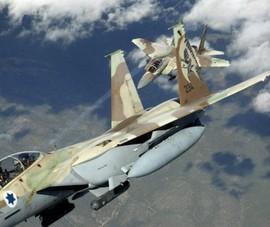 Video: Tiêm kích Israel hộ tống 2 chiếc B-52 Mỹ thị uy Iran