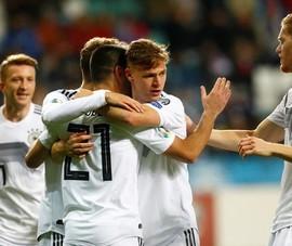 Đức, Hà Lan cùng thắng, Bale giúp xứ Wales cầm hòa Croatia
