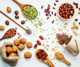 Ngũ cốc nguyên cám giúp giảm nguy cơ ung thư gan