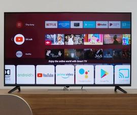 2 mẫu tivi thông minh giá rẻ với viền màn hình siêu mỏng