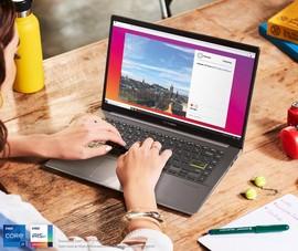 Lộ diện mẫu laptop có bộ vi xử lý thế hệ 11 đầu tiên tại VN