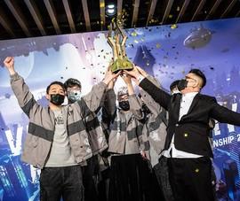 Lộ diện nhà vô địch Liên Quân Mobile với tiền thưởng 4,6 tỉ