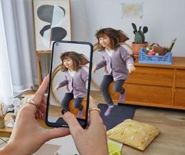 Mẫu smartphone tầm trung hỗ trợ quay phim chuẩn điện ảnh