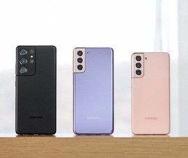 Galaxy S21 series bất ngờ lộ diện với cụm camera độc đáo