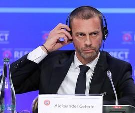 UEFA hoàn tất thủ tục ra án phạt Real Madrid, Barca, Juventus