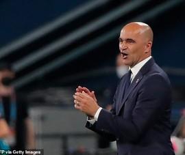 HLV Roberto Martinez nói gì khi Bỉ toàn thắng tại bảng B?