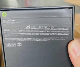 Chỉ vài ngày ra mắt iPhone 13 đã bị làm giả seal đóng hộp như mới