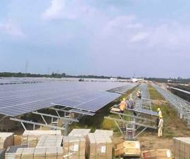 Bộ Nông nghiệp cảnh báo làm điện mặt trời bên hồ thủy lợi