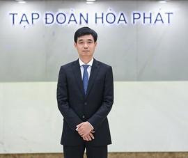 Sau đại hội đồng cổ đông, Hòa Phát thay tổng giám đốc