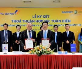PG Bank bắt tay BAOVIET Life phân phối bảo hiểm