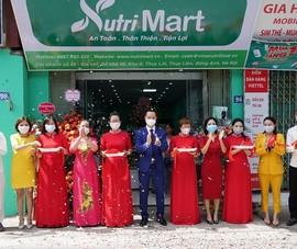 Vượt khó COVID-19, Vinanutrifood khai trương 200 cửa hàng Nutri Mart