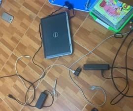 Hướng dẫn sử dụng điện an toàn cho trẻ học trực tuyến