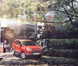 Ford giảm 50 triệu khi mua EcoSport, Fiesta và Focus