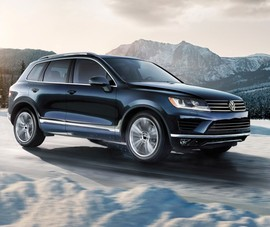 Giá xe Volkswagen đi ngược dòng thị trường