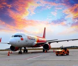 Vietjet: tung 1,1 triệu vé giá 0 đồng bay từ Cần Thơ…