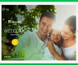 Manulife: công ty BHNT tốt nhất về chuyển đổi số hóa tại VN