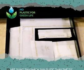 Chiến dịch 'Nói không với đồ nhựa' của Mường Thanh
