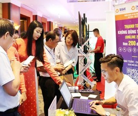 Ví Việt tham dự diễn đàn cấp cao CNTT-TT Việt Nam 2019