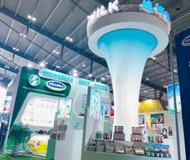 Vinamilk quảng bá sữa đến với người tiêu dùng Trung Quốc