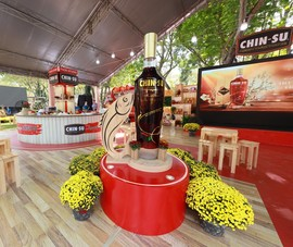 """CHIN-SU & """"Ngày hội Tết Việt 2020"""" tại Công viên Lê Văn Tám"""