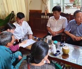Bảo Minh tạm ứng tiền cho nạn nhân bị tai nạn giao thông