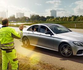 Mercedes-Benz ra mắt dịch vụ hỗ trợ 24h
