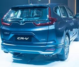 Ra mắt Honda CR-V 2020: Khai phá giác quan thứ sáu