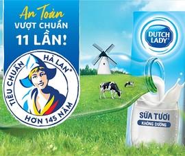 Cô Gái Hà Lan vươn lên top 4 các tập đoàn dinh dưỡng