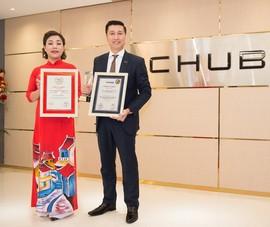 Chubb Life Việt Nam nhận giải thưởng về uy tín và tăng trưởng