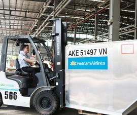 Áp dụng công nghệ vào việc kiểm soát phục vụ hàng hóa