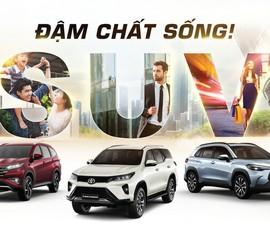 """Toyota 2020: Một năm """"chơi trội"""" ở phân khúc SUV"""