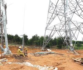 Đường dây 500 kV mạch 3: sốt ruột vì tắc giải phóng mặt bằng